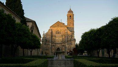 sacra capilla del salvador en Úbeda - Los viajes de margalliver
