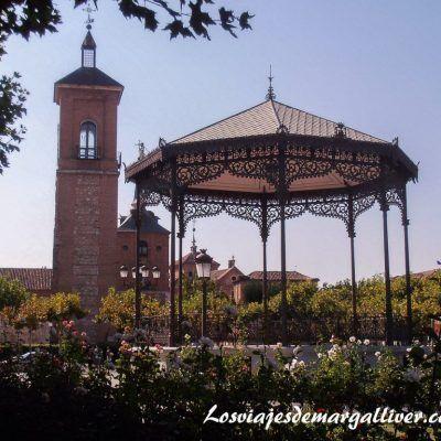 Alcalá de Henares, una excursión sin planear.