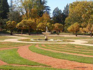 Palacio del Pardo, otoño en Madrid