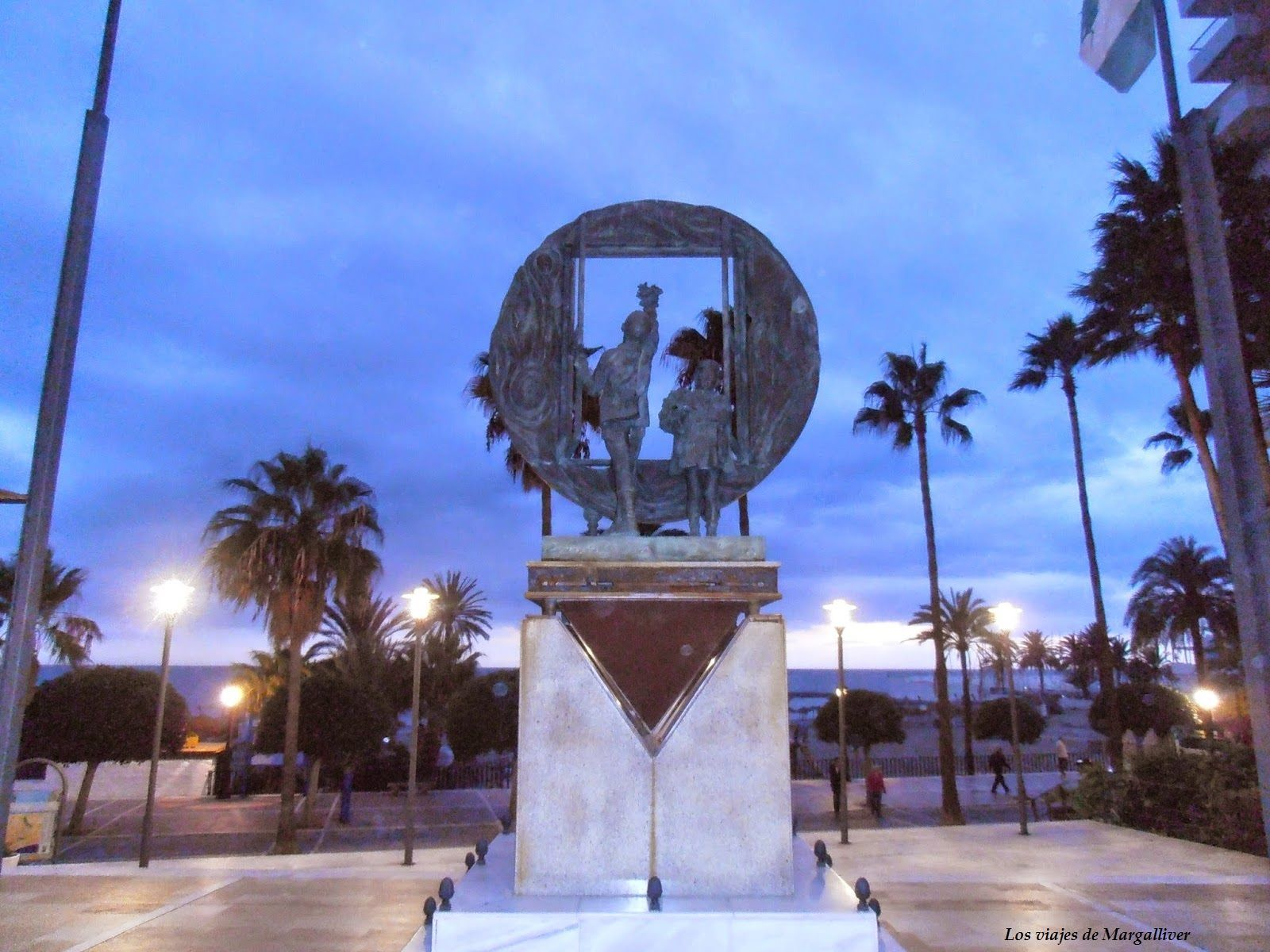 avenida del mar en marbella- Los viajes de Margalliver