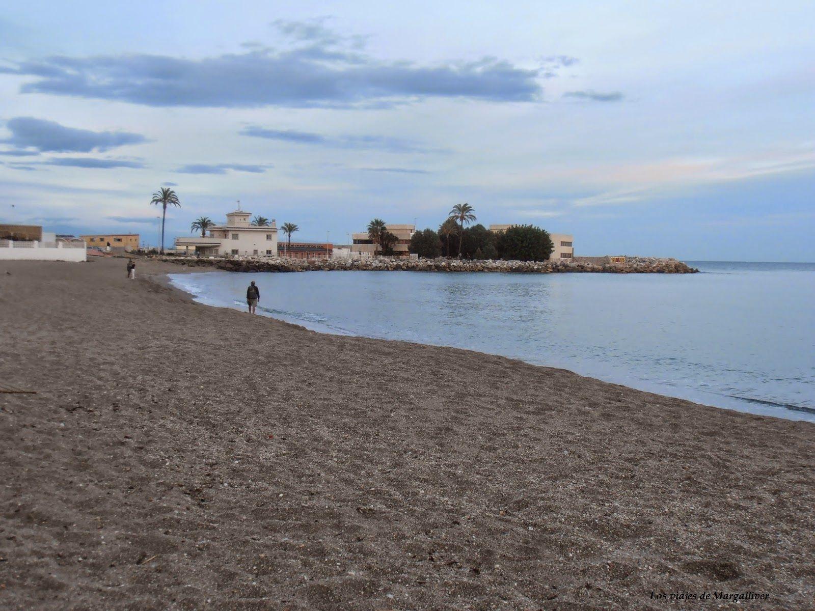 Playa de Fuengirola- Los viajes de Margalliver