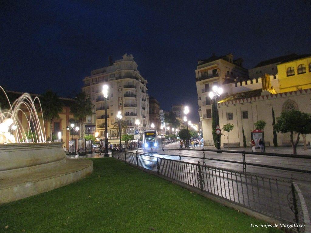 Metro Centro Puerta de Jerez