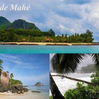 Isla de Mahé, en las islas Seychelles