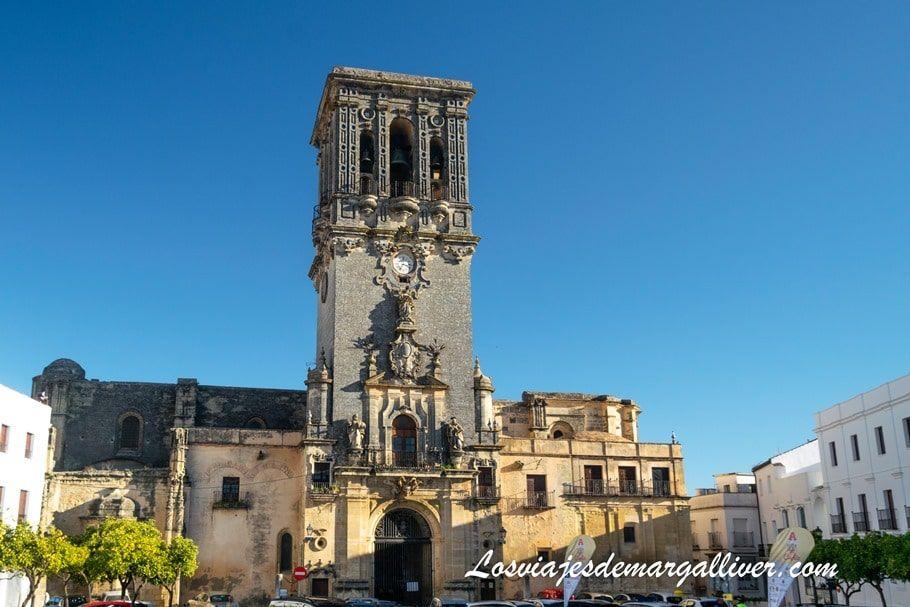 Basílica de Santa María de la Asunción en Arcos de la Frontera - Los viajes de Margalliver