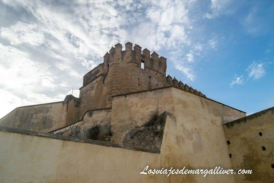 Castillo de Arcos de la Frontera - Los viajes de Margalliver