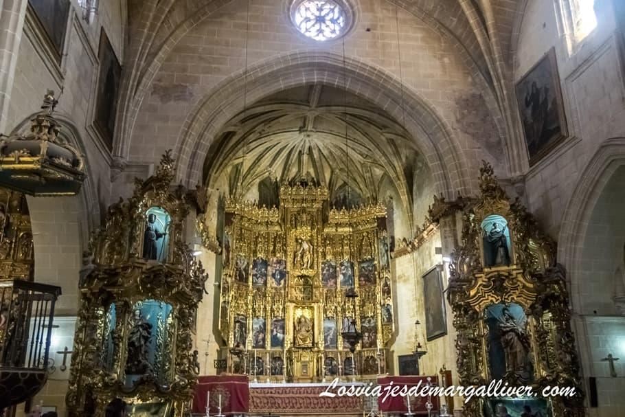 Iglesia de San Pedro en Arcos de la Frontera - Los viajes de Margalliver