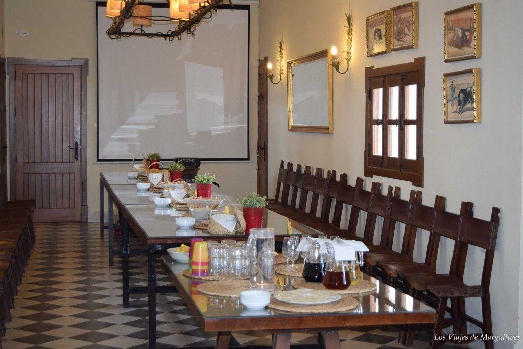 desayuno buffet de El Bucarito - los viajes de margalliver