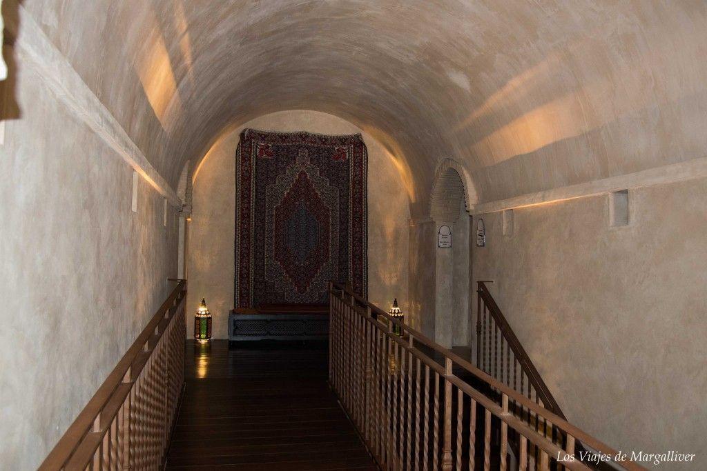 entrada hammam al andalus malaga - los viajes de margalliver