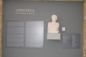 Gipsoteca, universidad de Sevilla