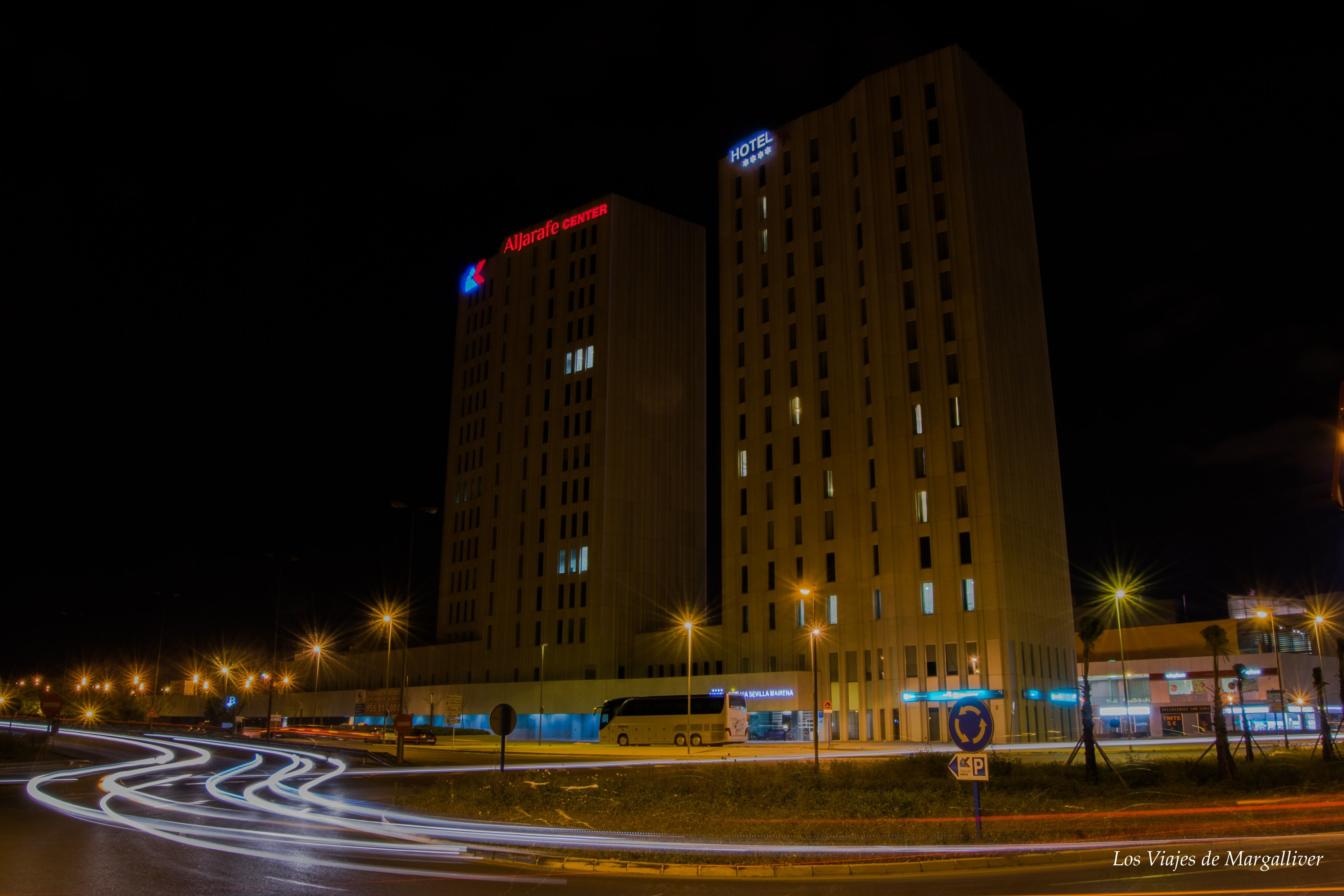 Hotel YIT Vía Sevilla Mairena en Mairena del Aljarafe - los viajes de margalliver