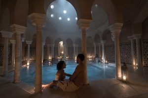 terma agua caliente hammam al andalus malaga- Los viajes de Margalliver