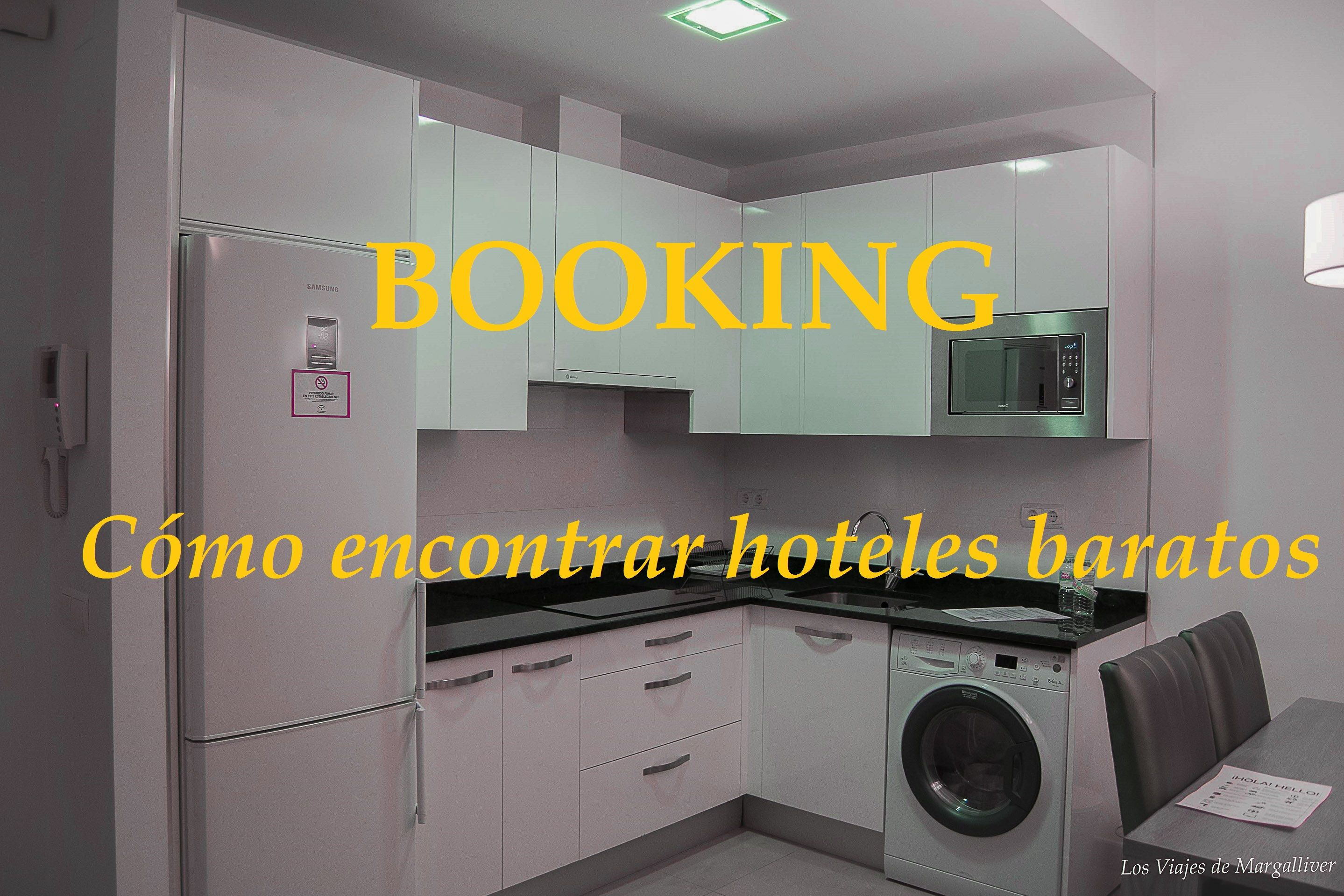 Booking-Cómo encontrar hoteles baratos