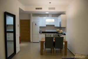 comedor apartamento suites del pintor - los viajes de margalliver