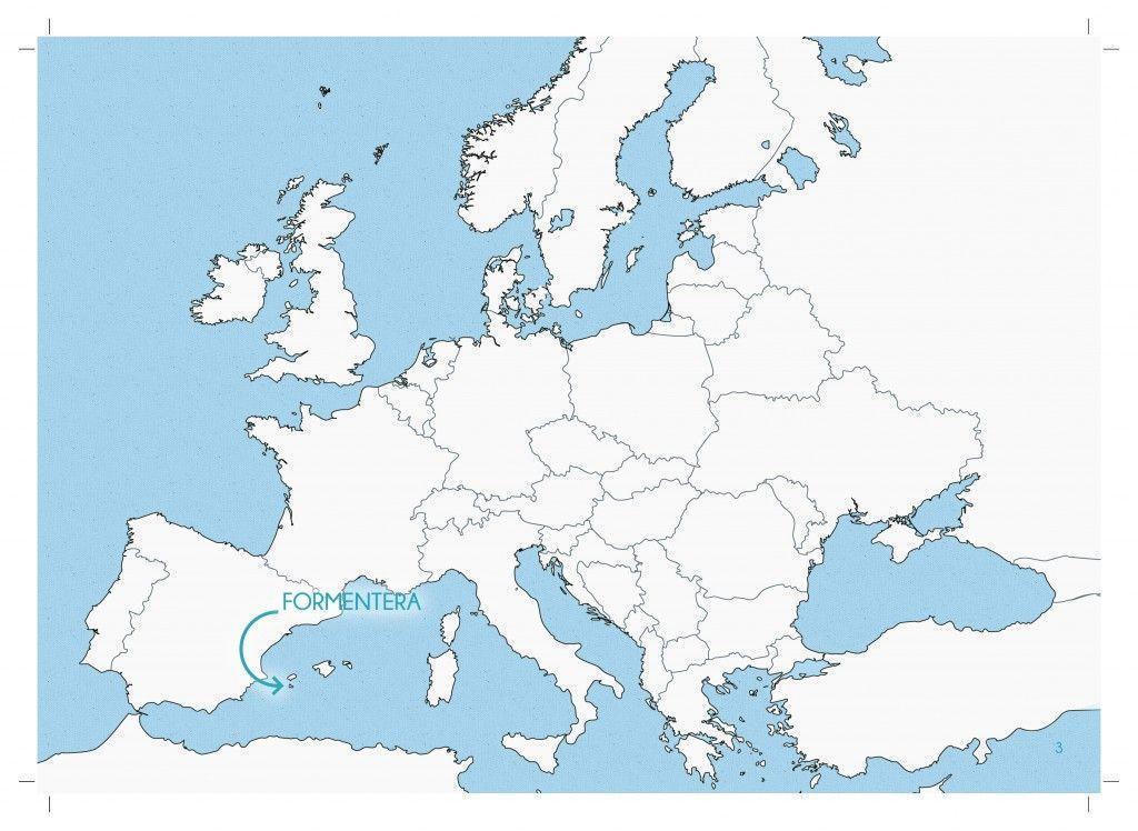mapa formentera los viajes de margalliver