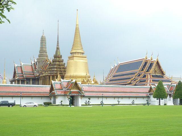 gran palacio de Bangkok ,10 locuras que hacer en Bangkok - Los viaje sde margalliver