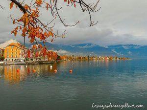 10 razones para visitar Montreux y Vevey