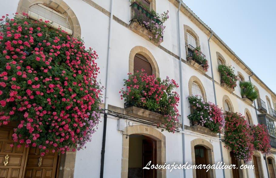 calle florida en Úbeda - Los viajes de Margalliver
