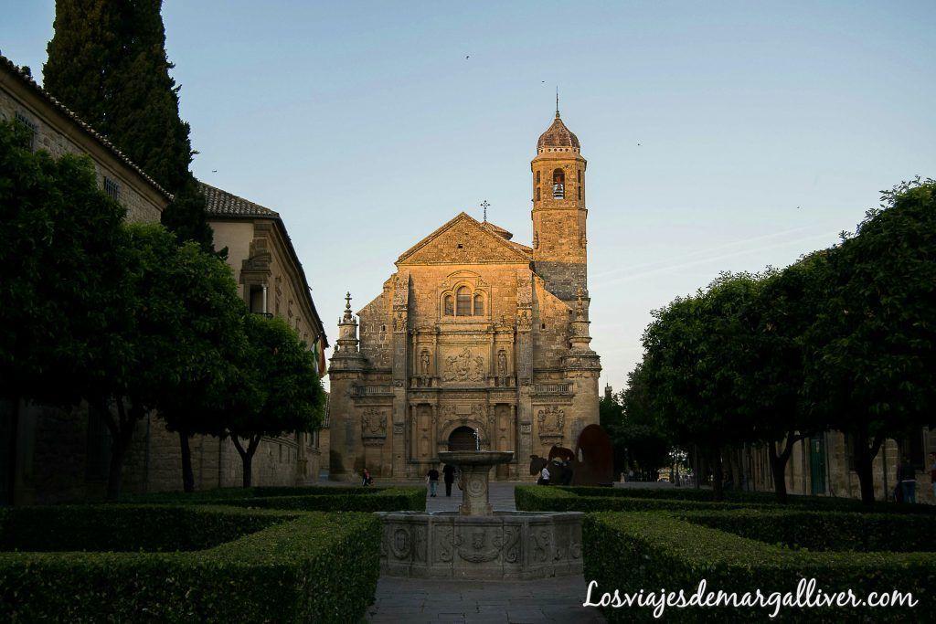 sacra capilla del salvador en Úbeda, resumen viajero del 2016 - Los viajes de margalliver