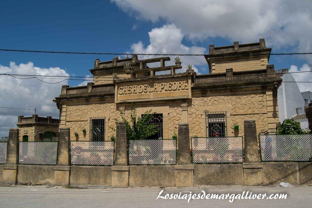 La casa de Piedra de Porcuna. ruta por los pueblos de Jaén - Los viajes de margalliver