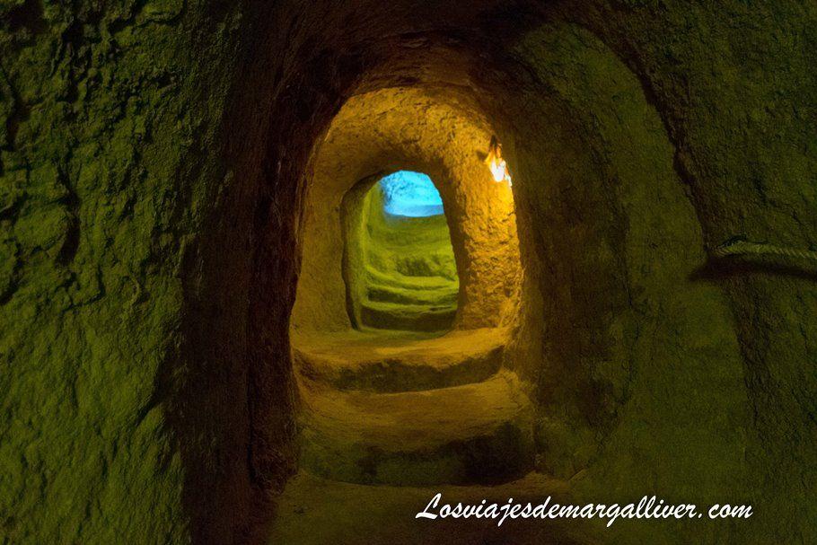 Tunes de la Fortaleza de la Mota en Alcalá la Real - Los viajes de Margalliver