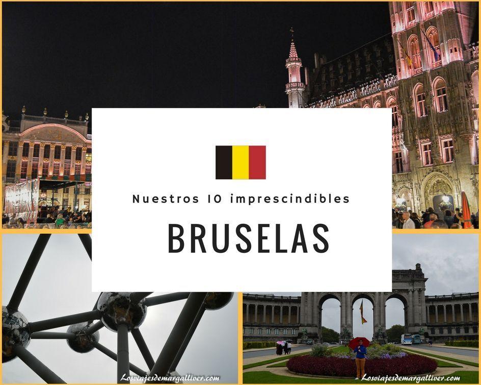 10 imprescindibles que ver en Bruselas - Los viajes de Margalliver