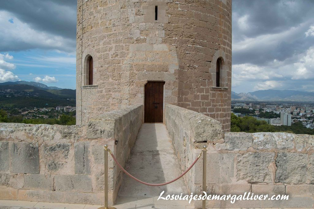 Castillo de Bellver en Palma de Mallorca - Los viajes de Margalliver