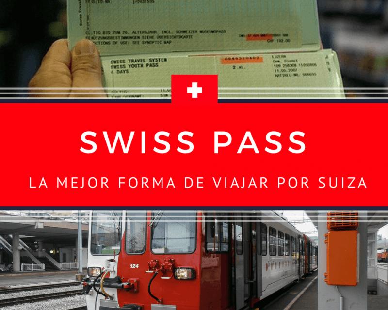 Swiss pass o Swiss Travel Pass , la mejor forma de viajar por suiza - Los viajes de Margalliver