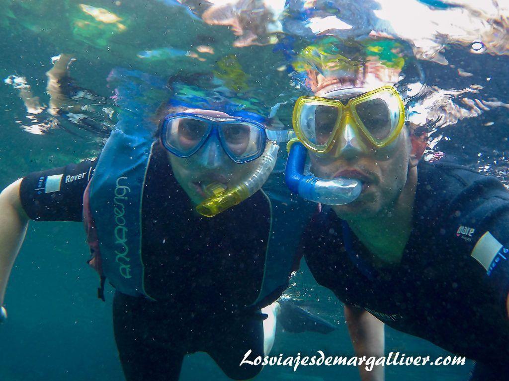 Ruta en coche por Mallorca, Snorkel con Zoea Mallorca - Los viajes de Margalliver