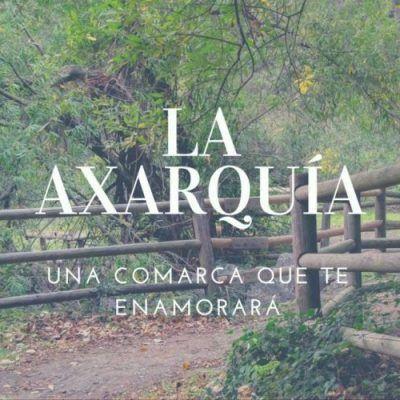 La Axarquía, una comarca que te enamorará
