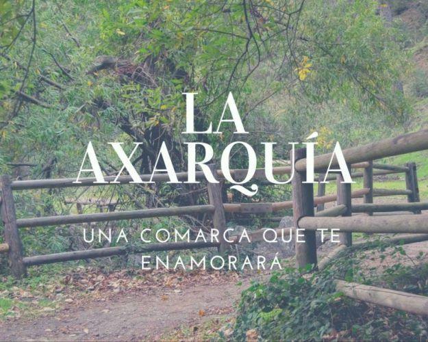 Que ver en la Axarquía - Los viajes de Margalliver