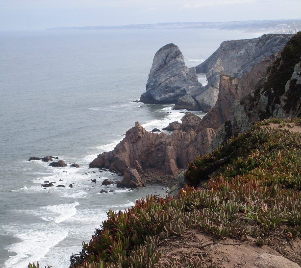 Cabo da Roca en Cascais - Los viajes de Margalliver