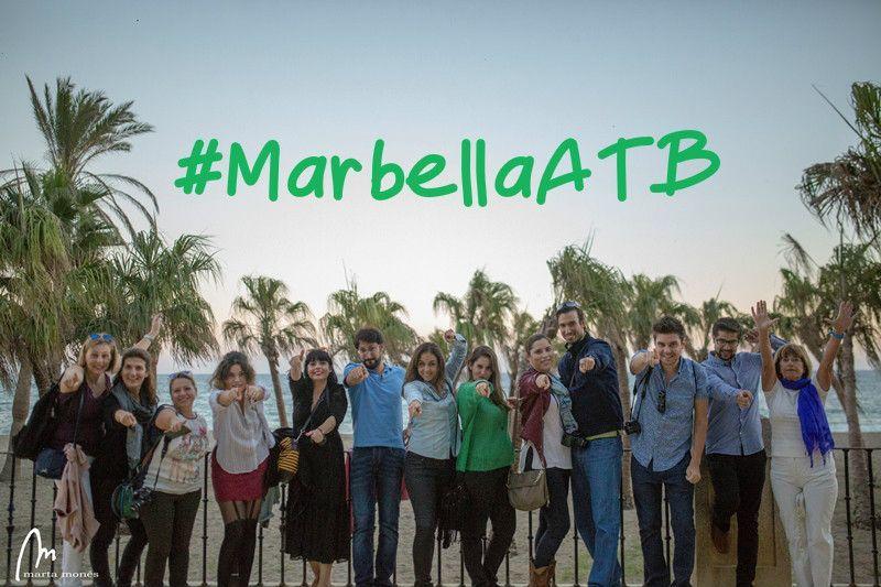 Andalucia Travel Bloggers en MarbellaATB, resumen viajero del 2016 - Los viajes de Margalliver