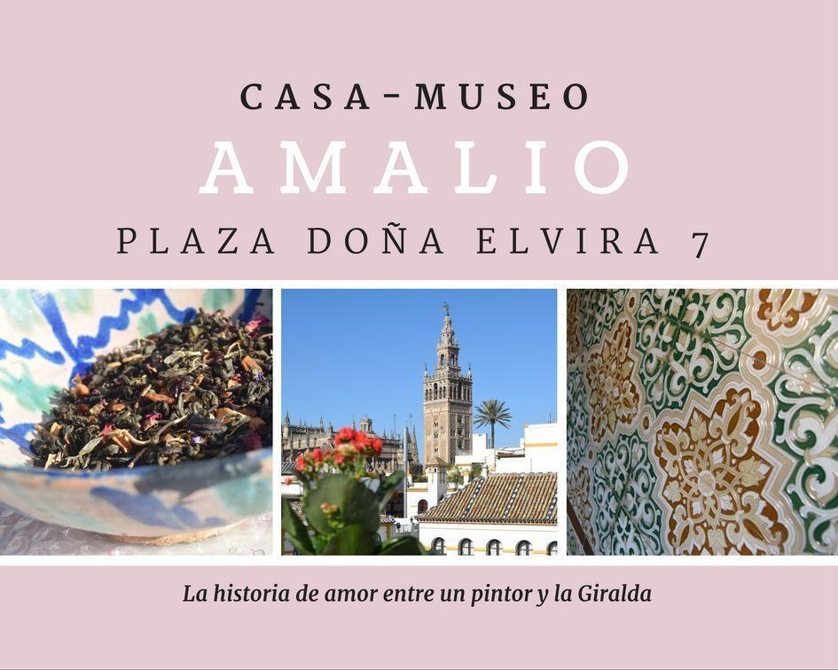 Casa Museo Amalio en pleno corazón de Sevilla - Los viajes de Margalliver