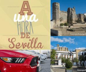 a una hora de Sevilla - Los viajes de Margalliver