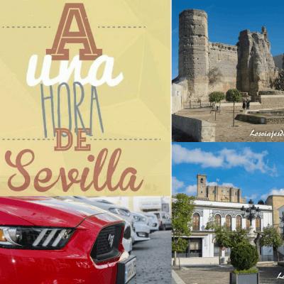 A una hora de Sevilla, disfruta de tu provincia
