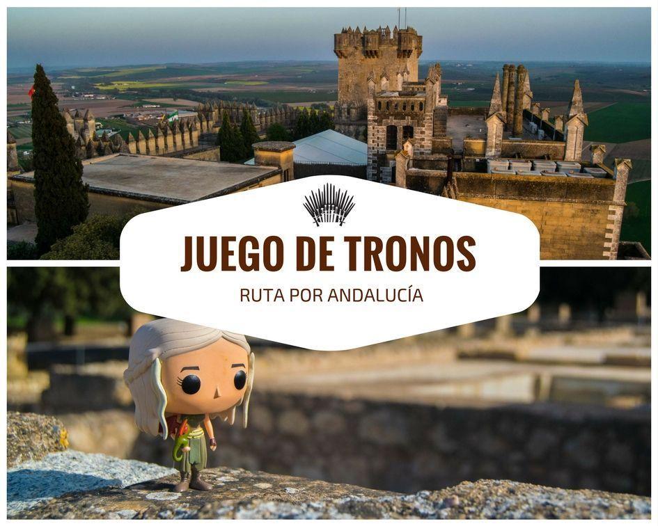 portada ruta juego de tronos por andalucía - Los viajes de Margalliver