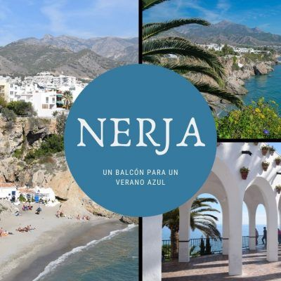Nerja, un balcón para un verano azul