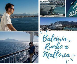 Baleària, rumbo a Mallorca
