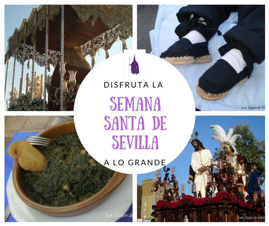Semana santa en Sevilla - Los viajes de Margalliver