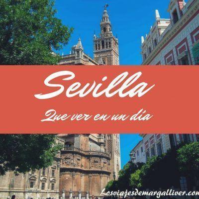 Sevilla, que ver en un día