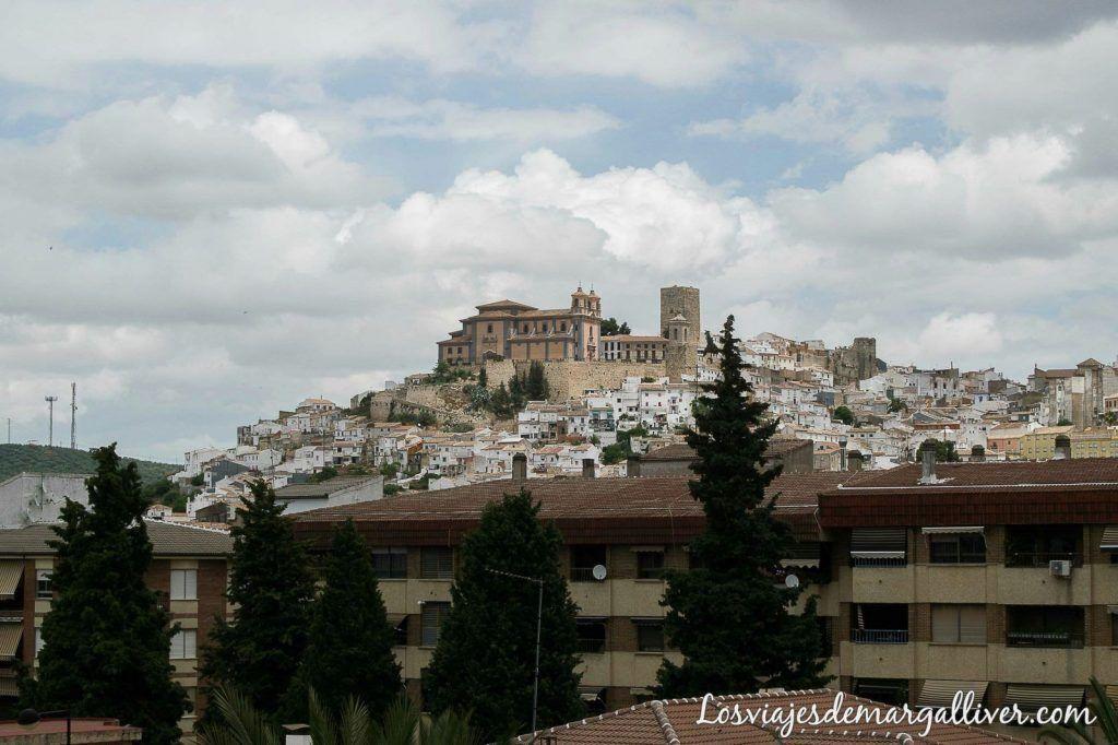 Vistas de Martos, ruta por los pueblos de Jaén - Los viajes de margalliver