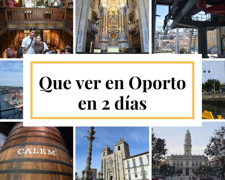 visitar Oporto en dos días, que ver en Oporto en dos días