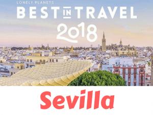 Mejor ciudad para visitar en 2018, Sevilla