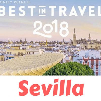 Sevilla, elegida mejor ciudad para visitar en 2018