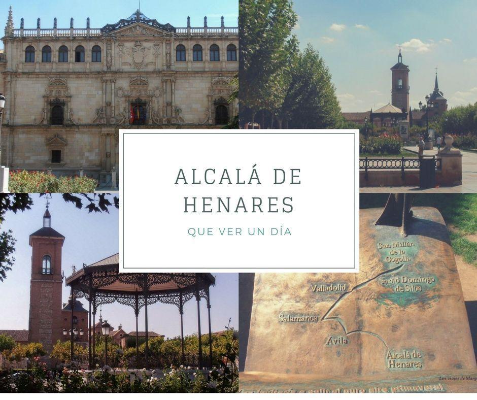 Que ver en Alcalá de Henares en un día - Los viajes de Margalliver