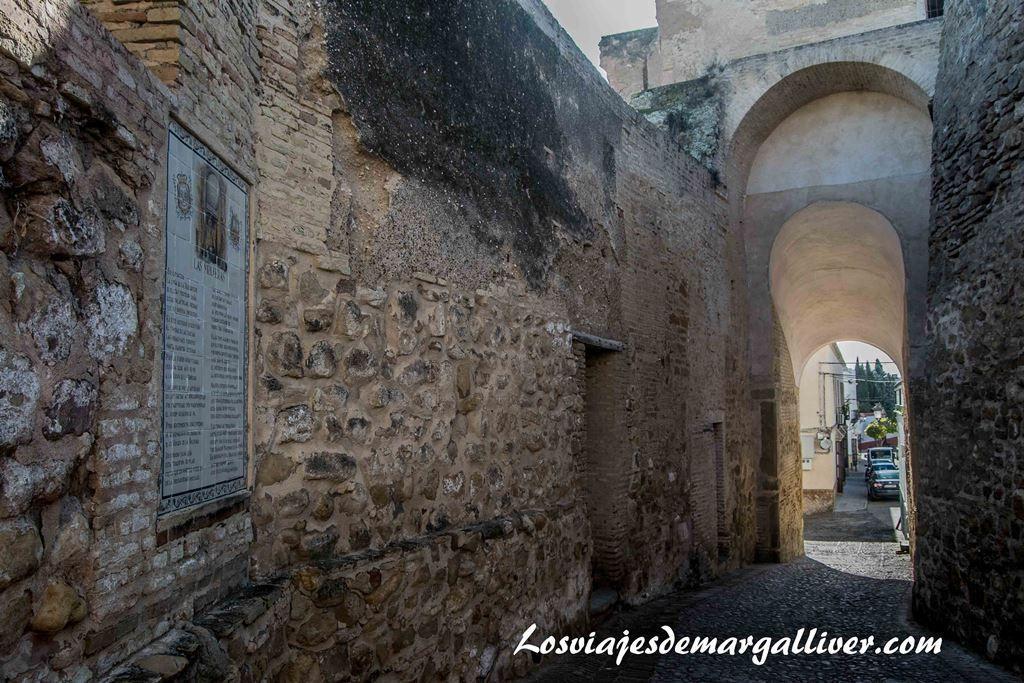 Puerta de Tiro en Marchena - Los viajes de Margalliver