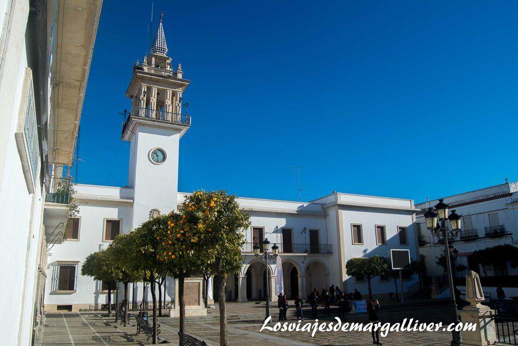 Ayuntamiento de Marchena - Los viajes de Margalliver