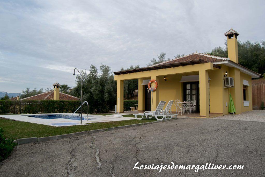 Casa de Las Mayoralas - Los viajes de Margalliver