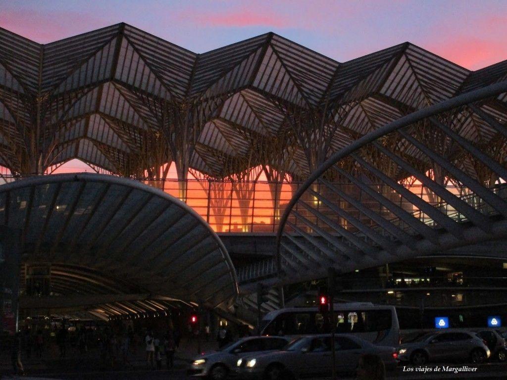 Centro Comercial Vasco da Gama en Lisboa - Los viajes de Margalliver