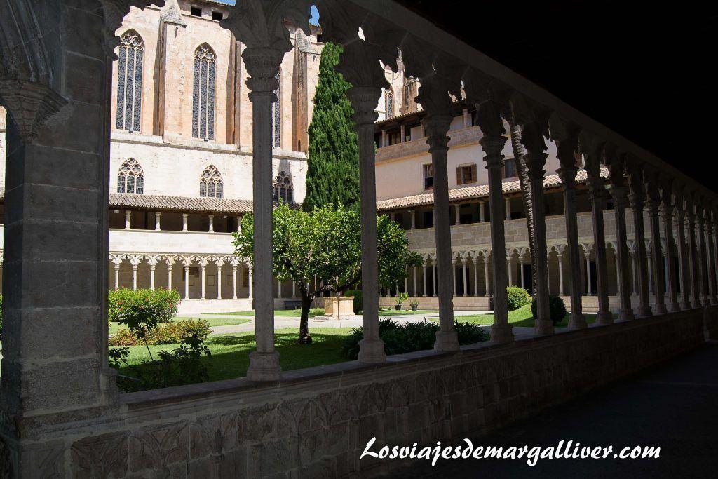 Convento de San Francisco de Palma de Mallorca - Los viajes de Margalliver